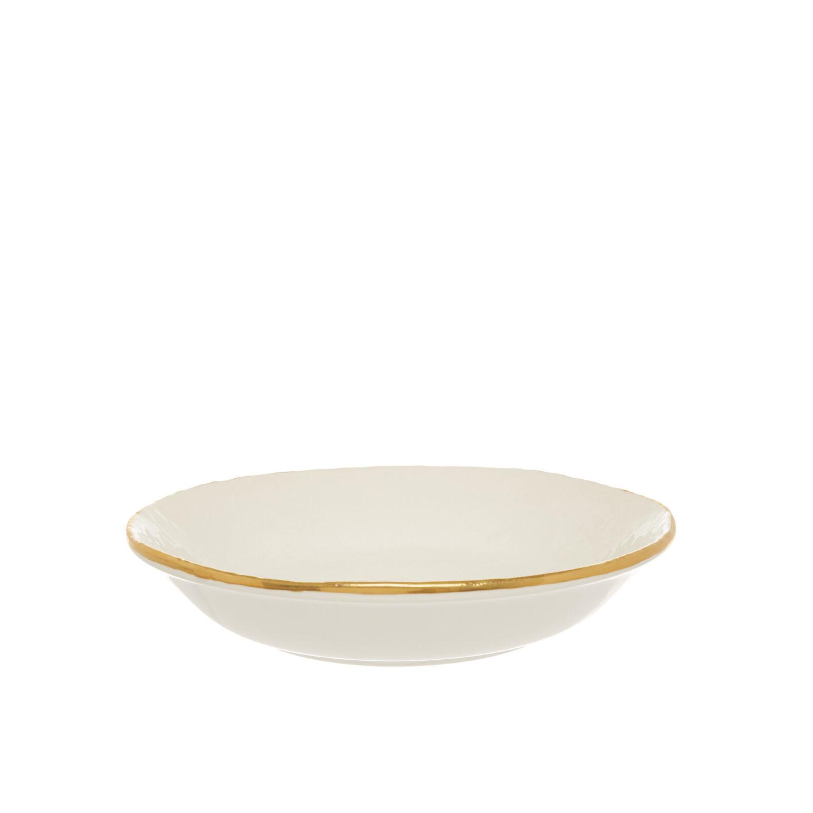 Preta handmade ceramic soup bowl