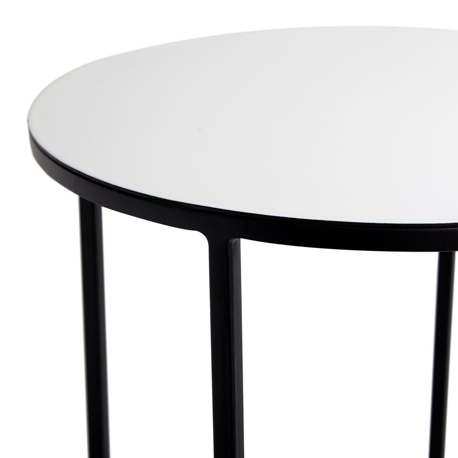 Oscar coffee table in iron