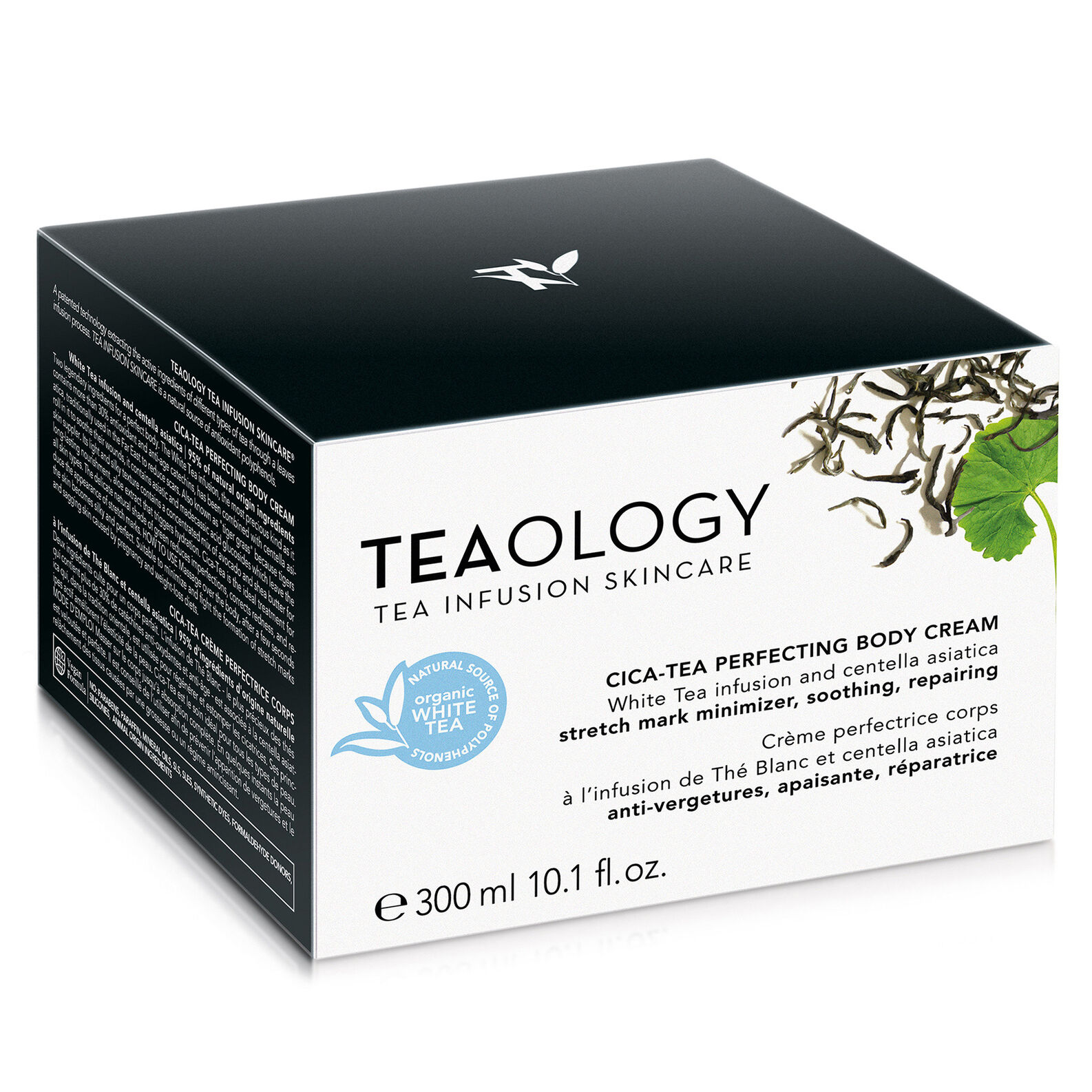 Teaolgy Cica-Tea Perfecting Body Cream 300 ml