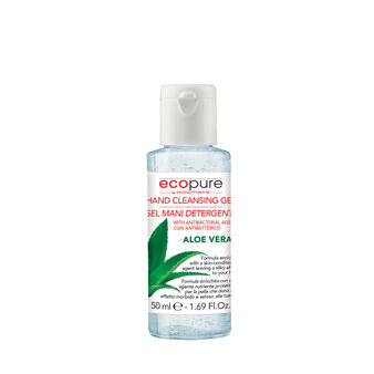 Aloe vera Ecopure hand gel by Monotheme 50ml