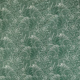 100% cotton water-repellent tablecloth with leaves print