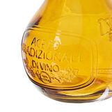 Bottiglia aceto vetro riciclato
