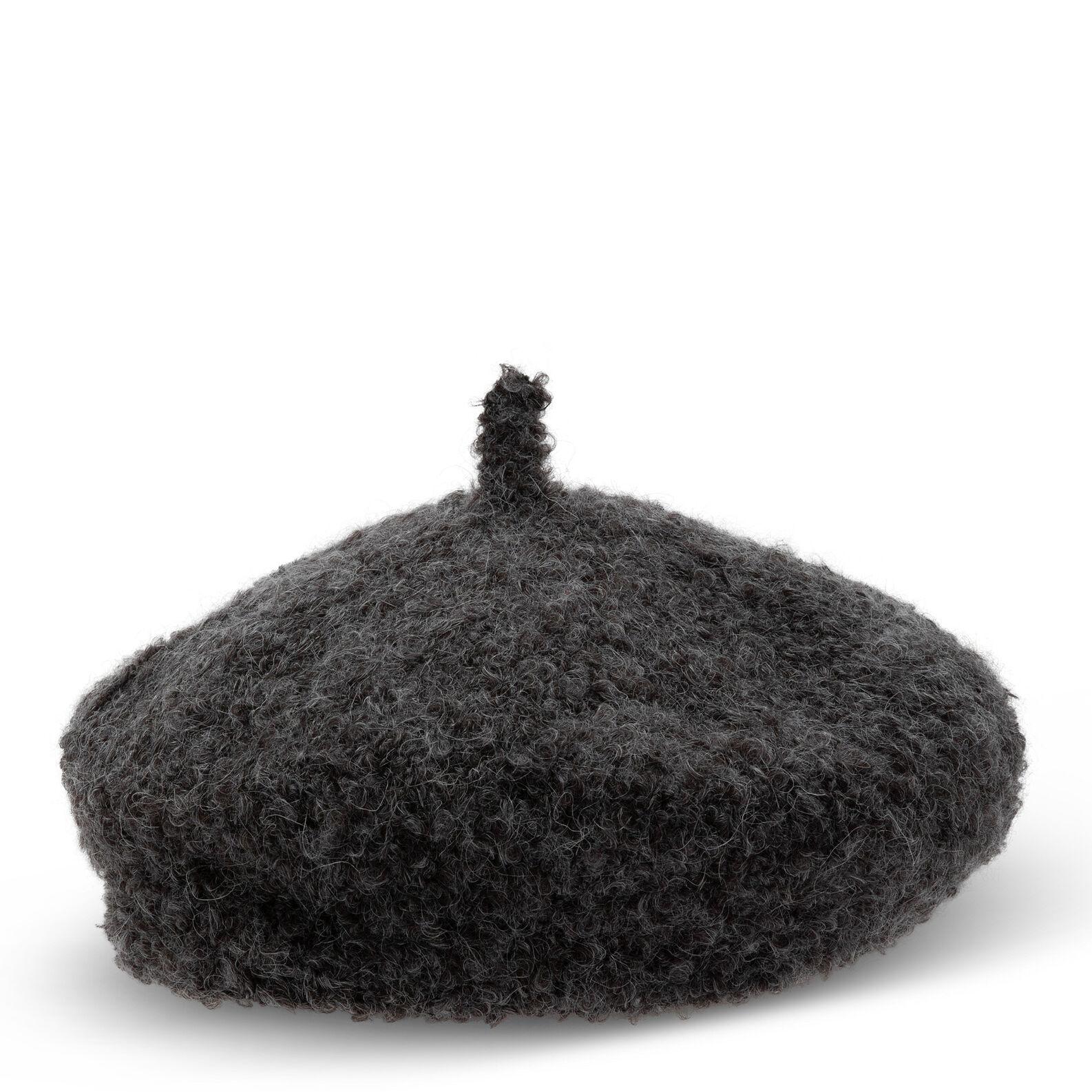 Basco misto lana tinta unita Koan