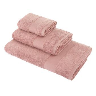 Asciugamano spugna di puro cotone Zefiro
