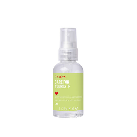 Pupa sanitizing hand spray 50ml