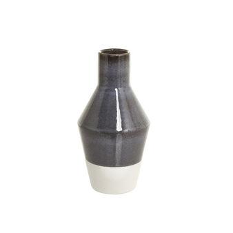 Vaso a bottiglia in ceramica