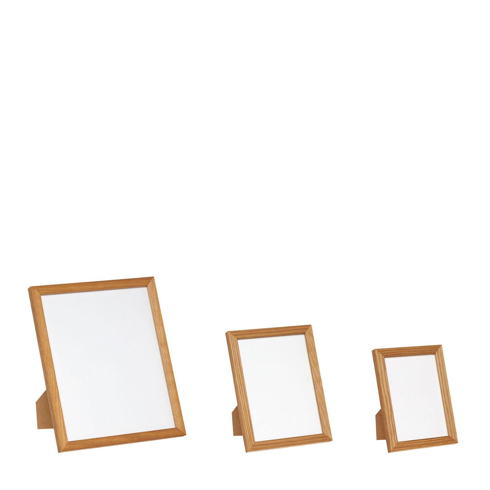 Portafoto legno di rovere