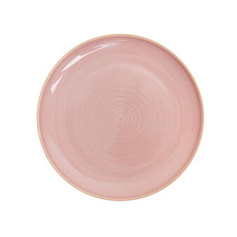 Pinky new bone china plate