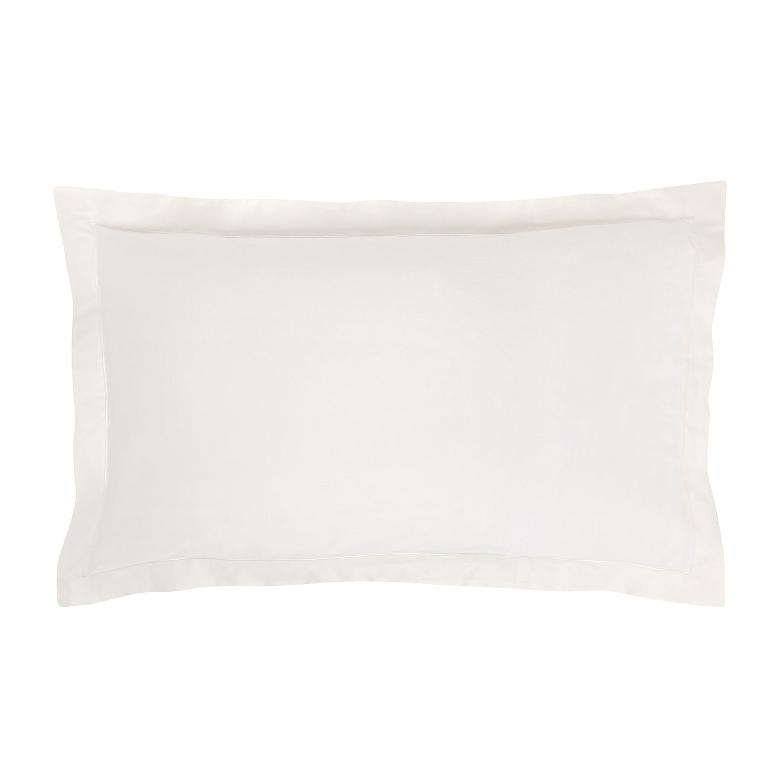Pillowcase in TC400 satin cotton