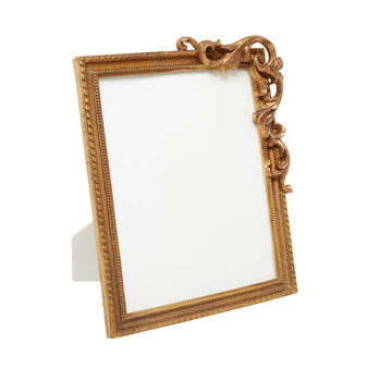 Vintage-style photo frame