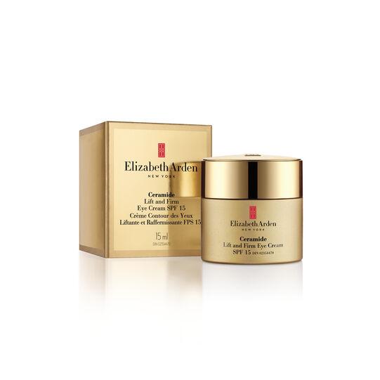 Ceramide Lift and Firm Eye Cream Sunscreen SPF 15 - 14,4 gr