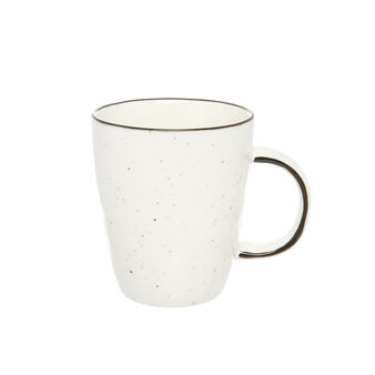 Ginevra porcelain mug