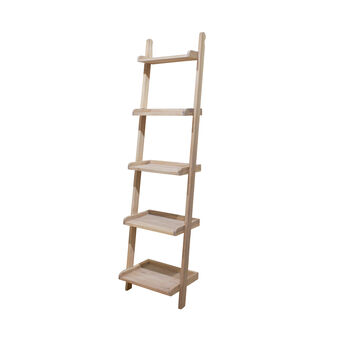 Cargo Step bookshelf in elm