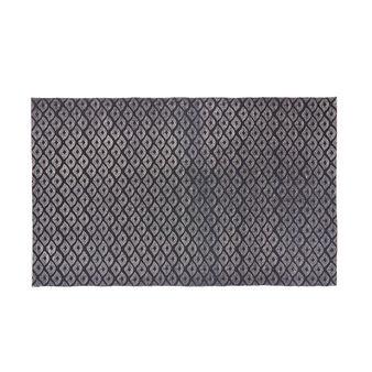 Tappeto cotone motivo geometrico