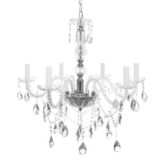 Chandelier suspension lamp
