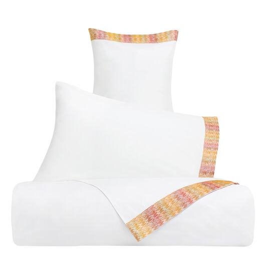 Completo lenzuola puro cotone  ricami