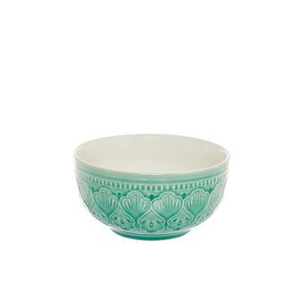 Small Noa decorated ceramic bowl