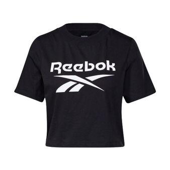 T-shirt Reebok identity cropped