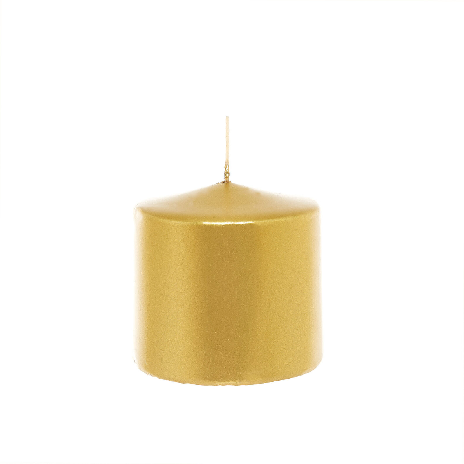 H10 cylindrical candle made in Italy