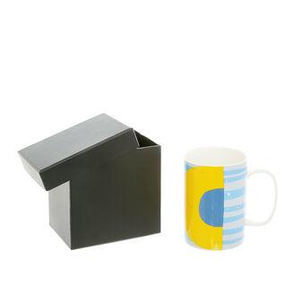 Mug new bone china motivo Bauhaus