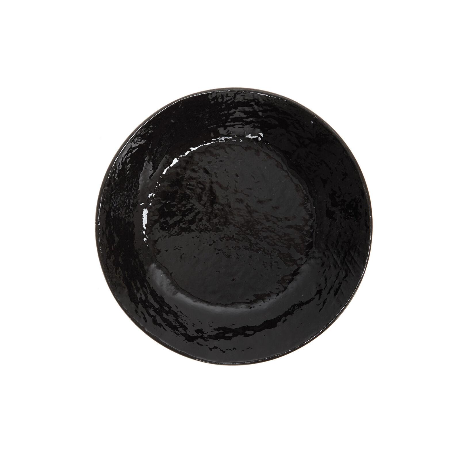 Piatto fondo ceramica artigianale Preta