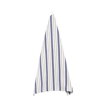 Tea cloth cotton with woven texture