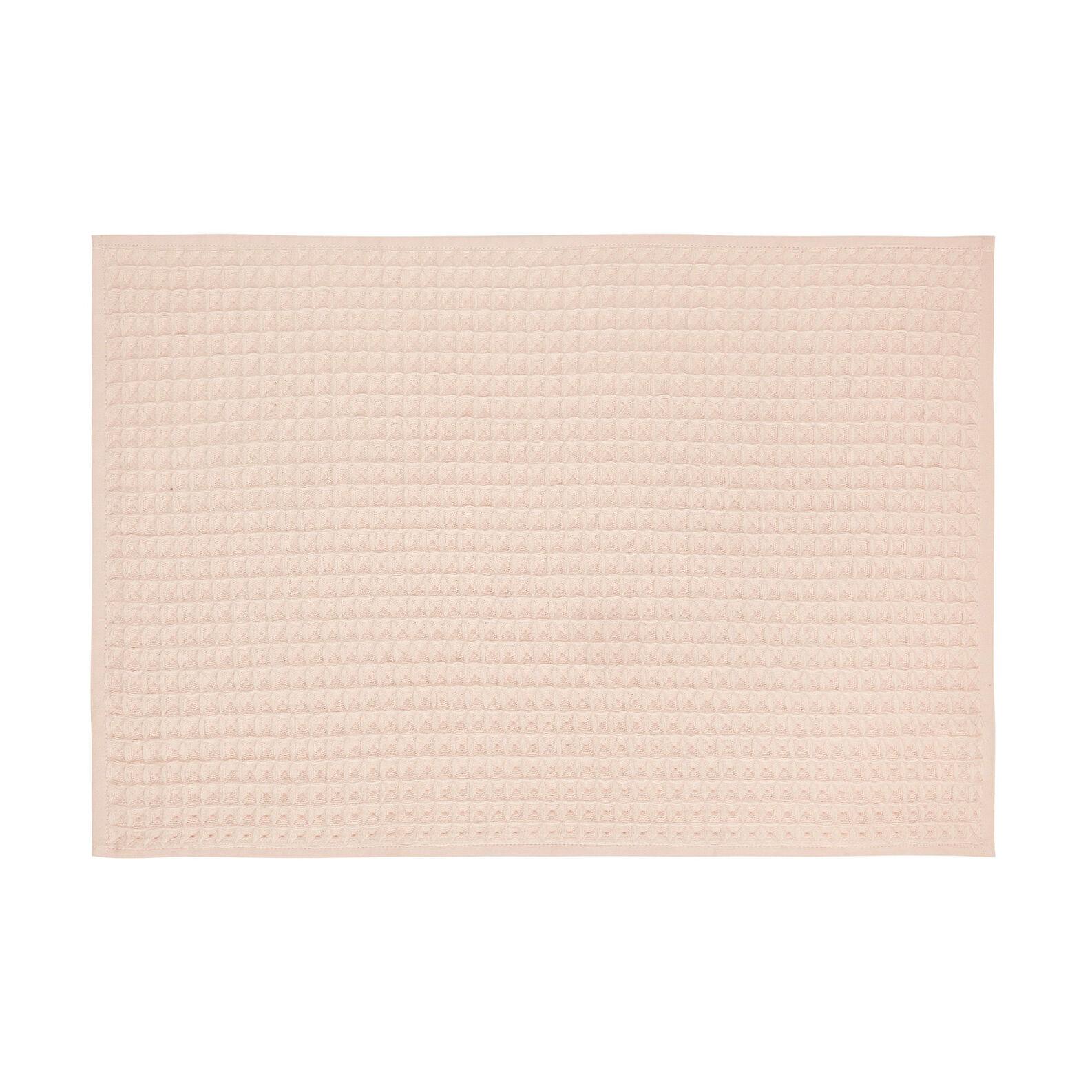 Pure cotton waffle weave towel set