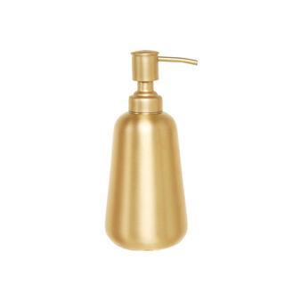 Dispenser sapone in metallo satinato