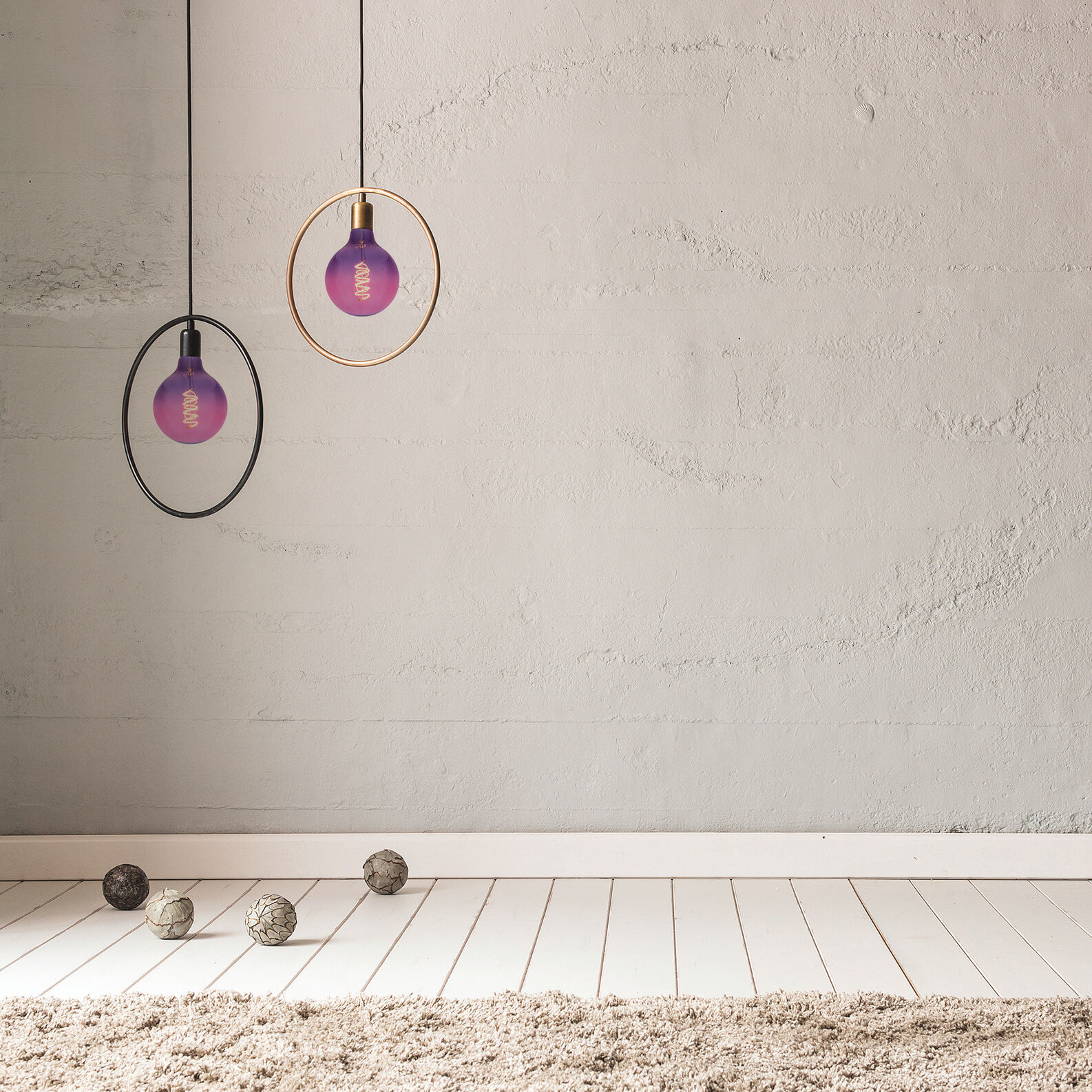 LEDbyLED Confetti bulb