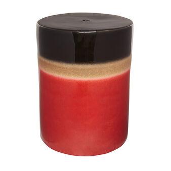 Otto ceramic stool