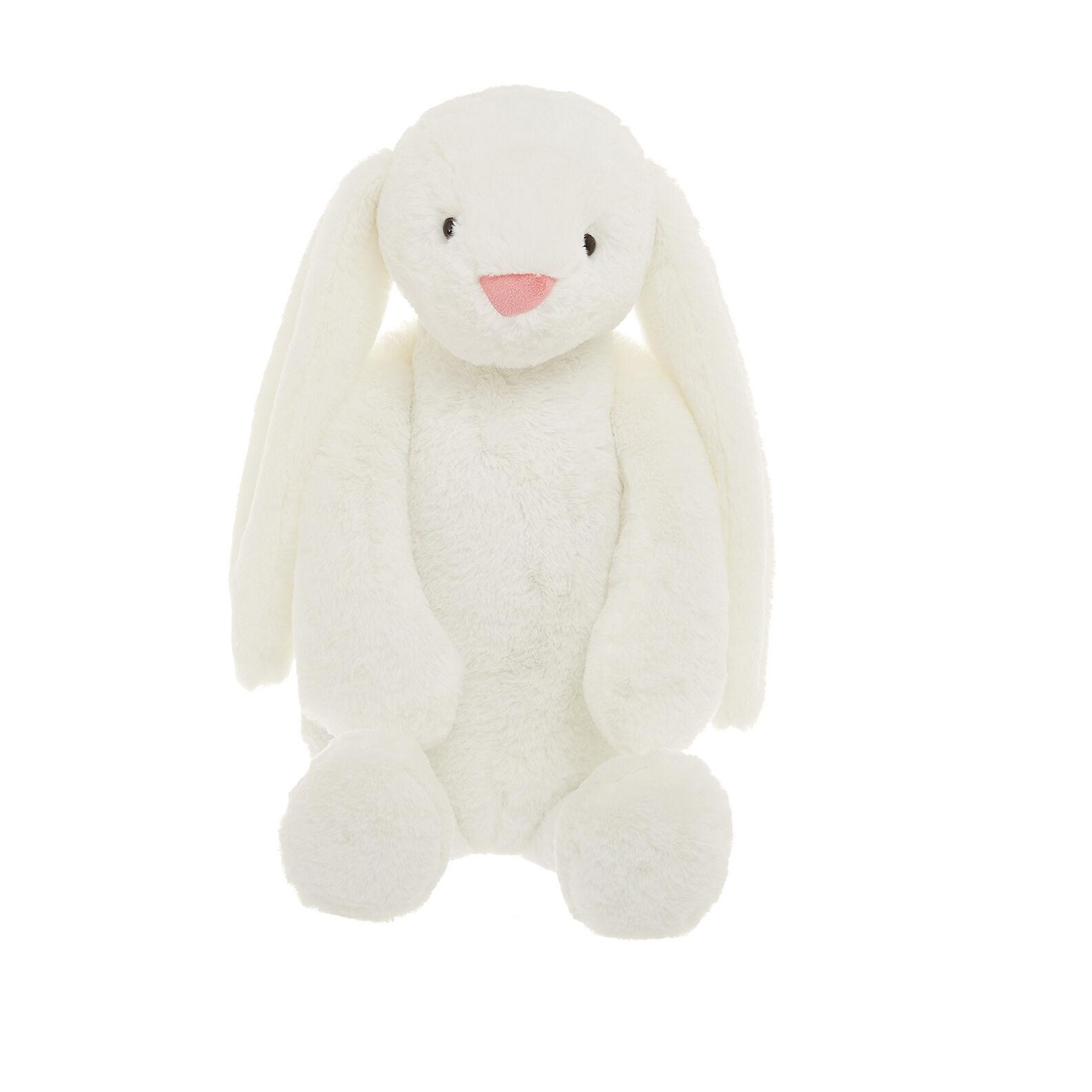 Rabbit-shaped soft toy