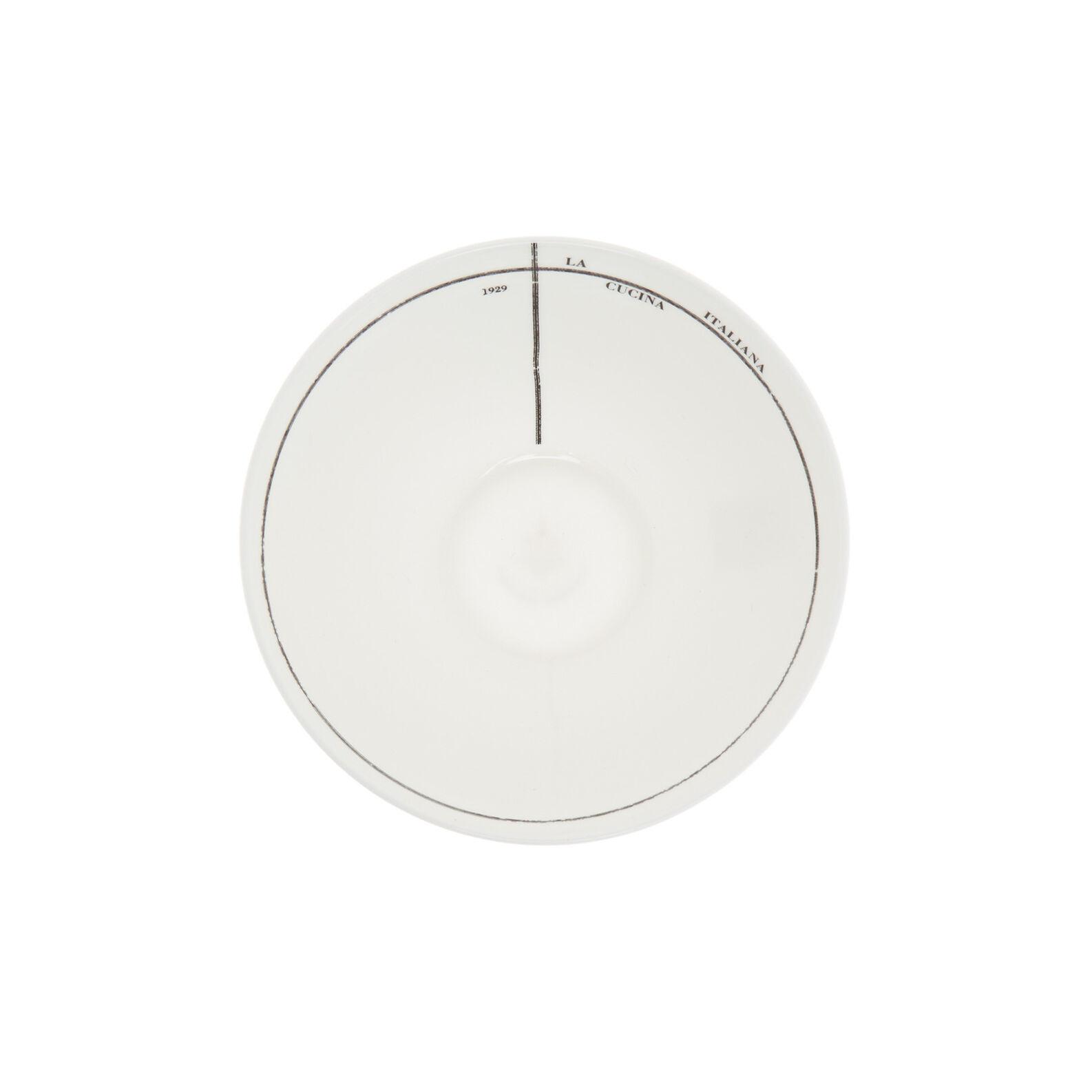 Ciotola fine bone china decoro geometric La Cucina Italiana