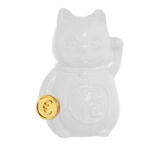 Salvadanaio ceramica gatto della fortuna