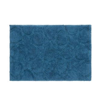 Tappeto bagno cotone motivo stelle