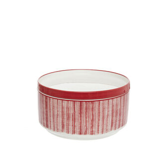 Magenta new bone china cup