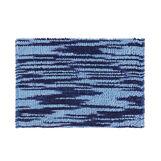 Melange cotton bath mat