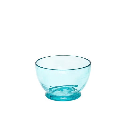 Small coloured plastic bowl