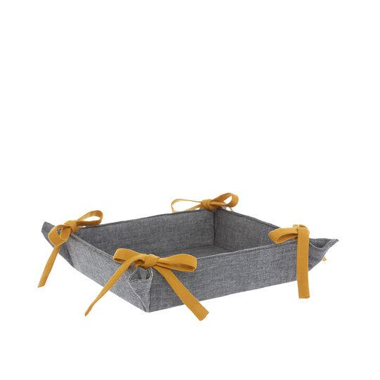 Basket in 100% cotton mélange