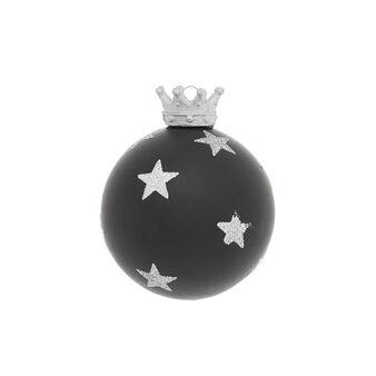 Sfera stelle decorata a mano D8cm
