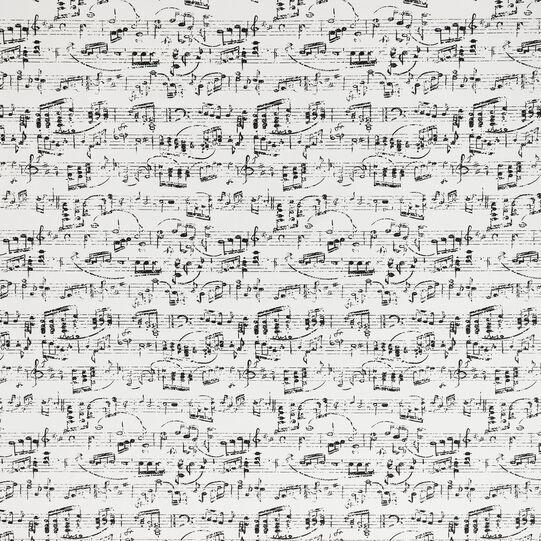 Copripiumino Note Musicali.Tovaglia Puro Cotone Stampa Note Musicali Coincasa