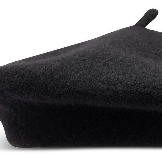 Koan plain wool beret