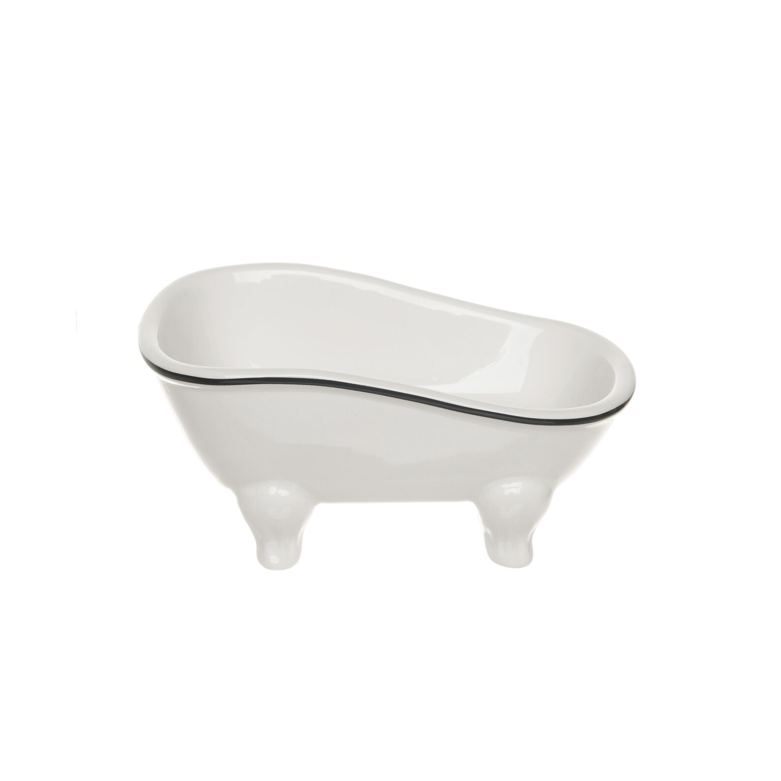 Les Bains ceramic soap dish