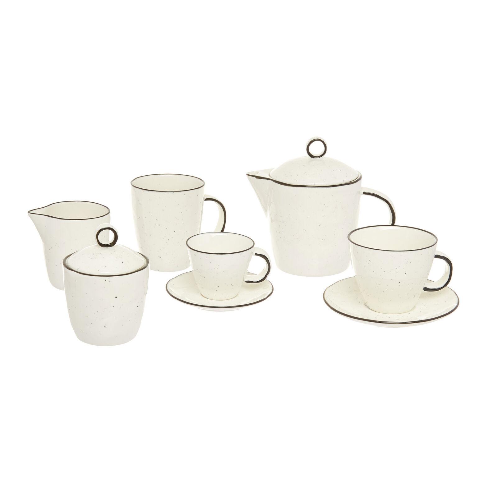 Ginevra porcelain teapot