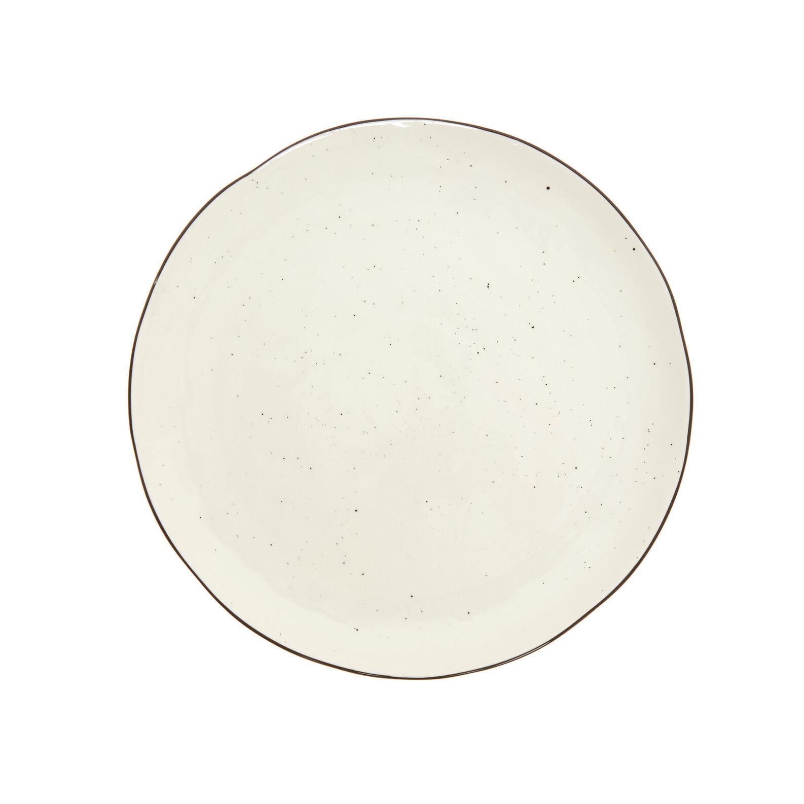 Ginevra porcelain plate