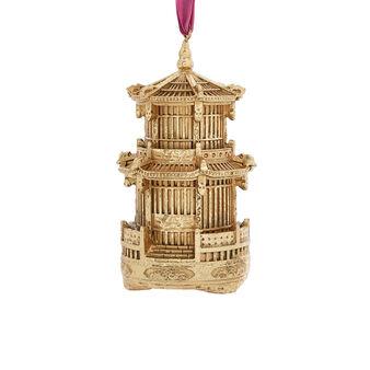 Addobbo pagoda cinese