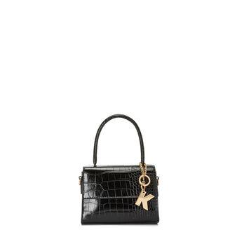 Koan croc print mini handbag