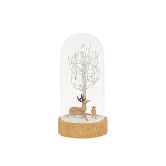 Cupola decorativa LED rifinita a mano