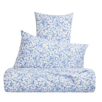 Completo lenzuola cotone percalle fantasia arabesco