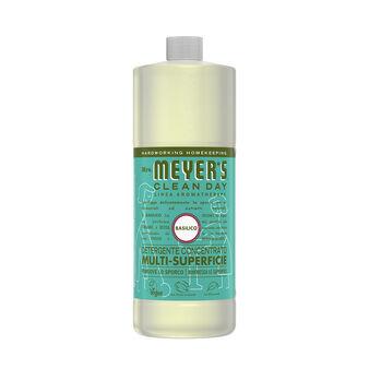 Detergente concentrato multi-supericie profumo di basilico 946ml