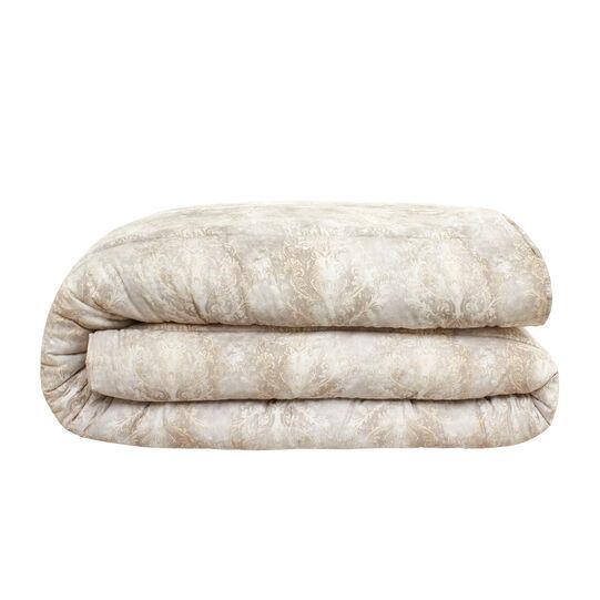 Portofino cotton satin quilt.